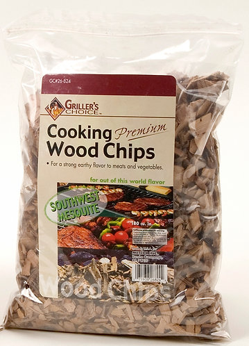 SOUTHWEST MESQUITE WOOD CHIPS