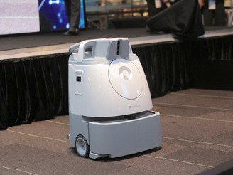 """First Commercial AI Vacuum Cleaner """"Whiz"""" Launched by Softbank Robotics"""