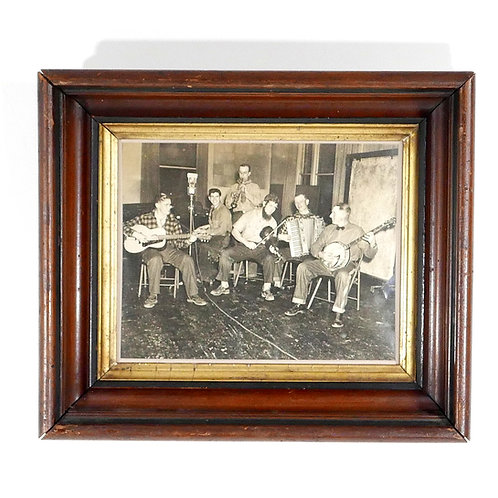 1930's Southern Bluegrass Jug Band Photograph