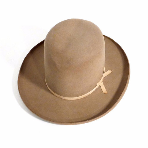 Stetson Hat, White & Davis Pueblo Colorado