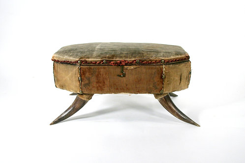 Early Western Foot Stool