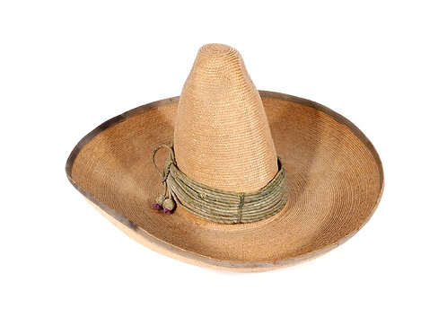 Turn of Century Mexican Sombrero