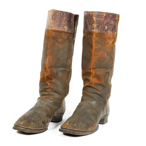 Civil War Period Tall Boots