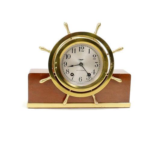Seth Thomas Nautical Mayflower 3 Clock