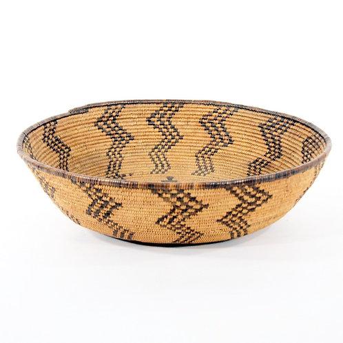 19th Century Apache Figural Basket