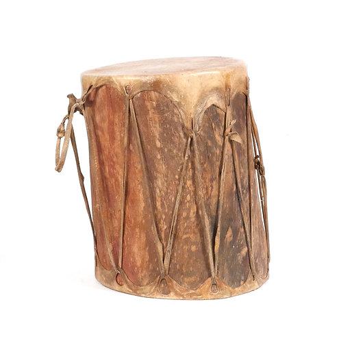 Early Pueblo Drum