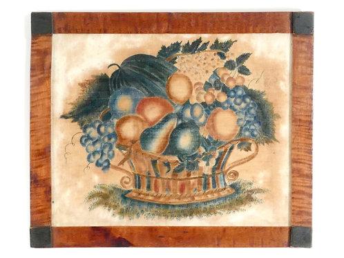 19th Century Fruit Basket Theorem on Velvet