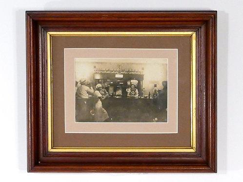 1930's Bar Scene Photo
