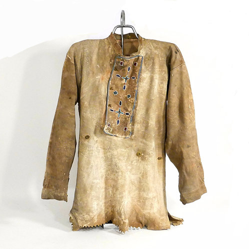 19th Century Indian Scout Shirt