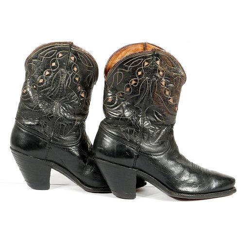 Nacona Pee Wee Vintage Cowboy Boots. C. 1930's