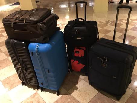 Luggage....