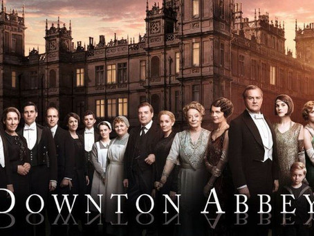 Visiting Downton Abbey