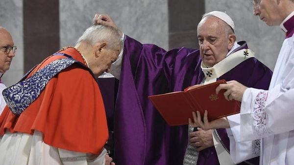 Pope on Ash Wednesday.jpeg
