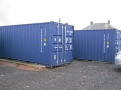 20ft 6Meter Shipping Containers