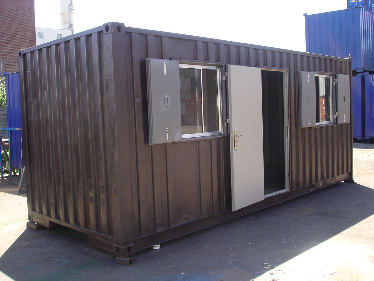 Office Converted Container