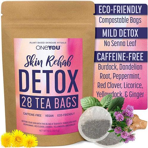 Skin Rehab Detox Tea