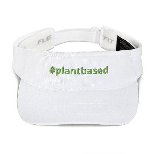Visor: #plantbased