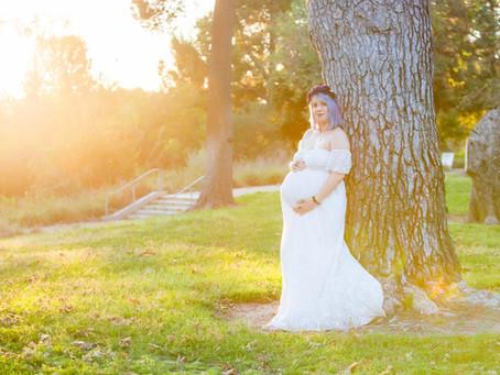 Enchanted Maternity Portraits
