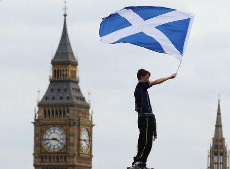 Anonymous: I love Scotland but I'm no nationalist