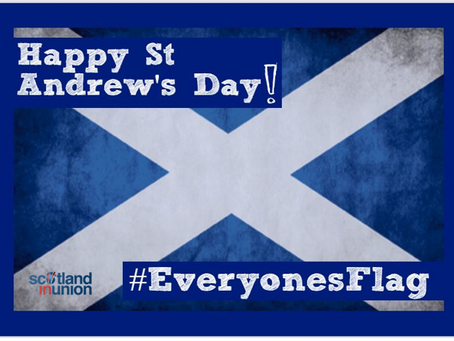 St Andrew's Day - Guest Blog by Wesley Hutchins