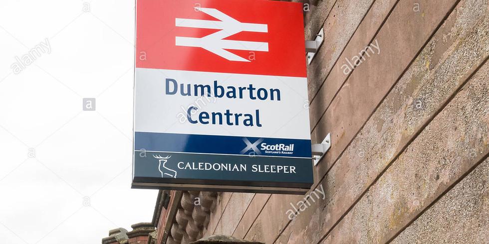 Dumbarton Leafleting - Sat 15th June 11:30am