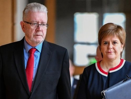 SNP and Greens push through Scexit referendum question.
