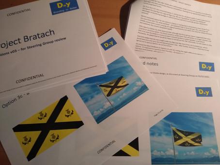 April 1st: Shocking documents reveal SNP planning partisan flag change