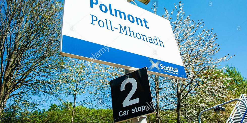 Polmont Leafleting - Thursday 3rd October