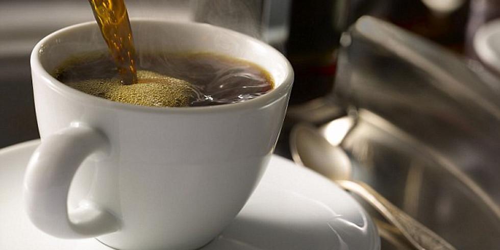 Glasgow Coffee & Politics Afternoon - Wed 16th Oct