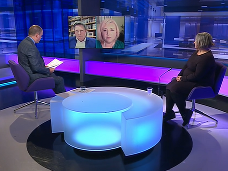 Our Chief Executive Pamela Nash on Scotland Tonight 20/10/2020