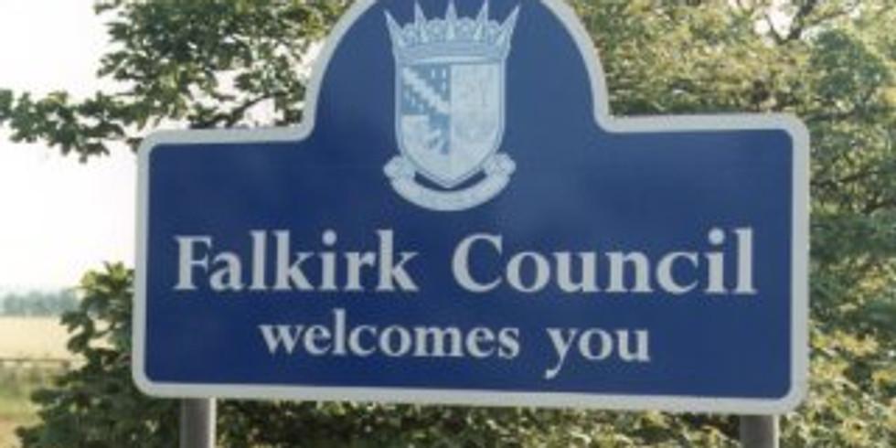 Falkirk Leafleting - 20th September