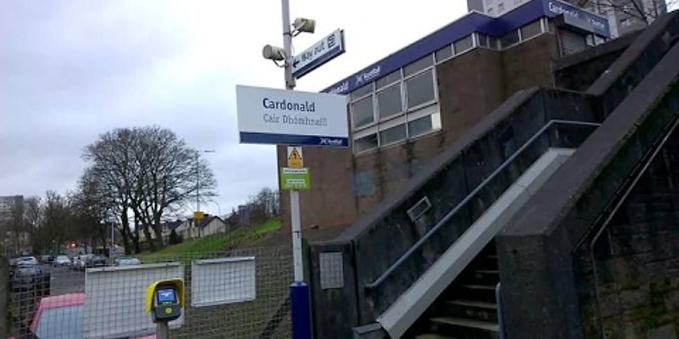 Cardonald (Glasgow) Leafleting - Sat 29th June