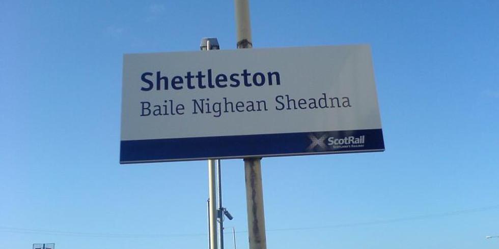 Shettleston/Tollcross Leafleting - Sat 12th October
