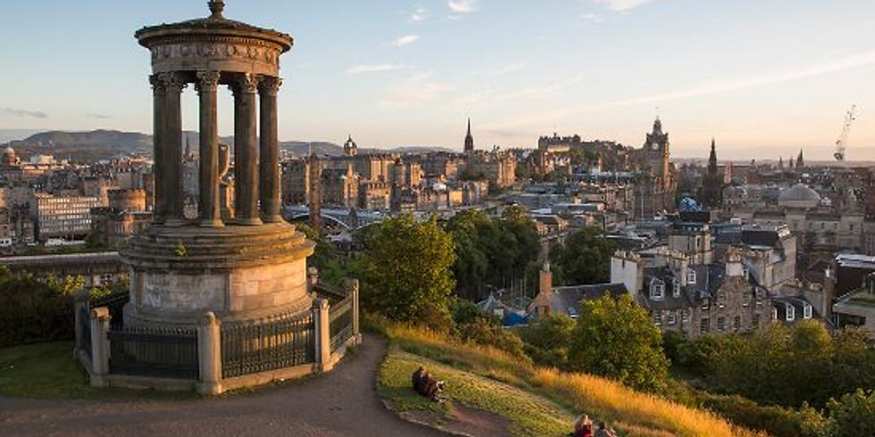 Edinburgh Leafleting - Saturday 6th October