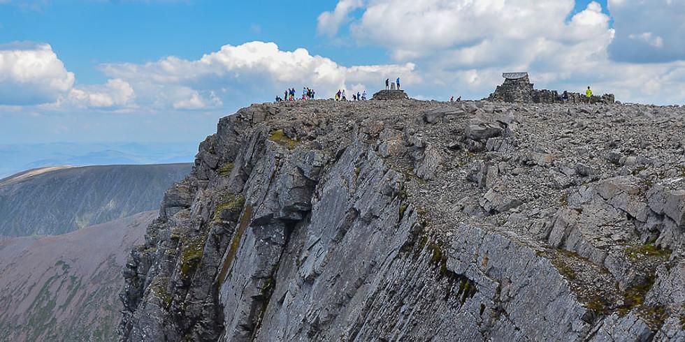 Final Four Peaks Challenge Climb - Ben Nevis