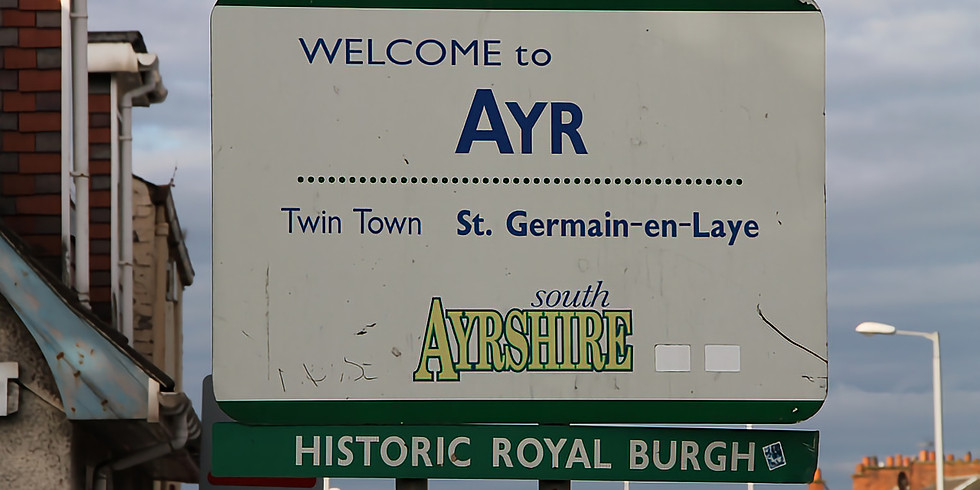 Ayr Leafleting