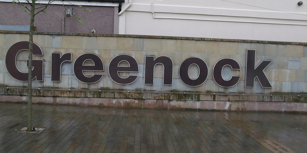 Greenock Leafleting