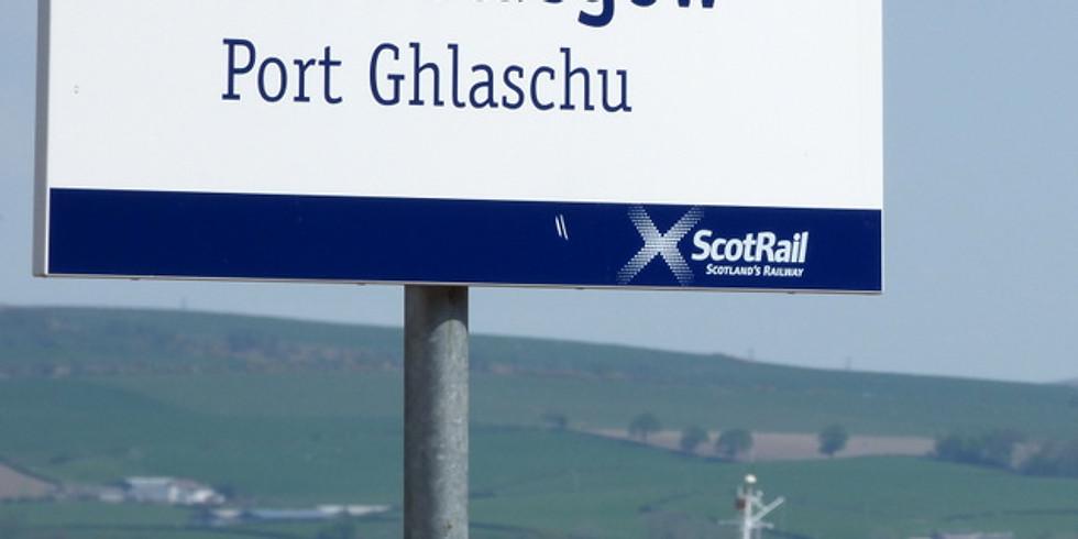 Port Glasgow Leafleting - Wed 18th March