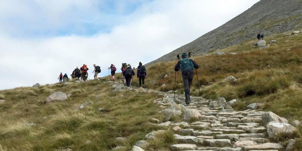 Four Peaks Challenge - Scotland in Union