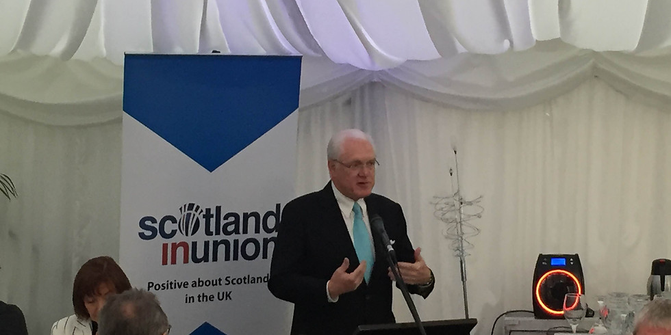 Jack Perry CBE Business Briefing - Glasgow