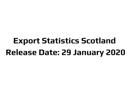 EXPORT STATISTICS SCOTLAND DATA EXPOSES RISK OF LEAVING UK