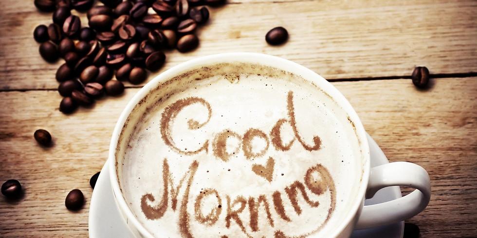 Greenock Coffee Morning Friday 4th January