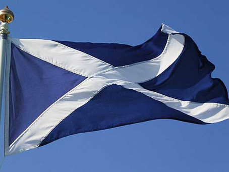 St Andrew's Day, a time for us all to celebrate our heritage