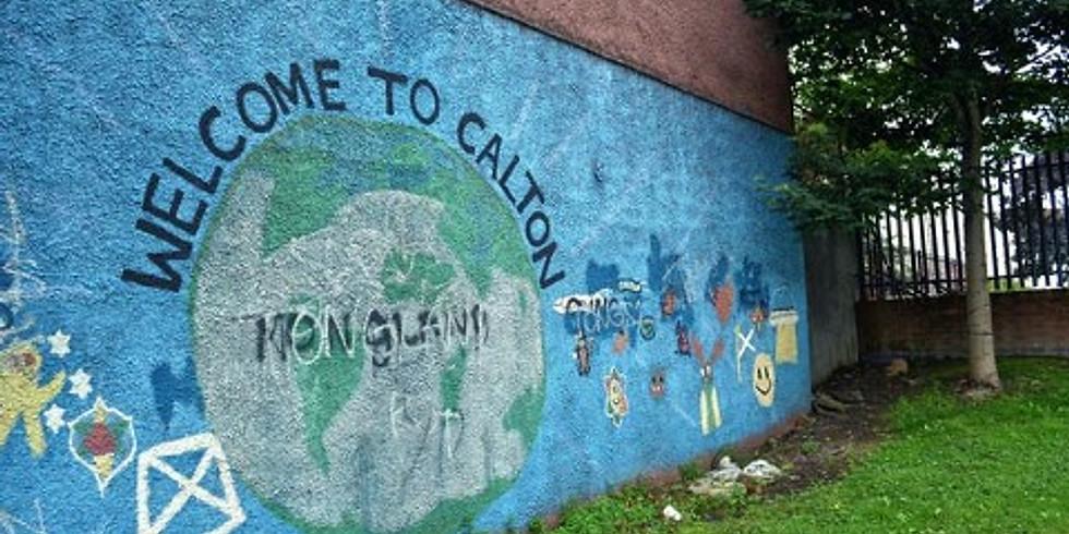 Glasgow Leafleting (Calton area) - Fri 16th August