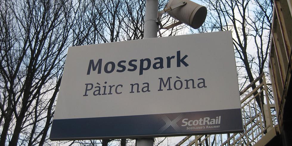 Glasgow Leafleting