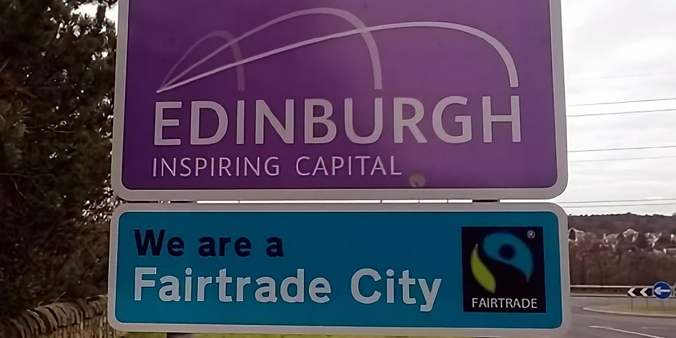 Edinburgh Leafleting - Saturday 11th May