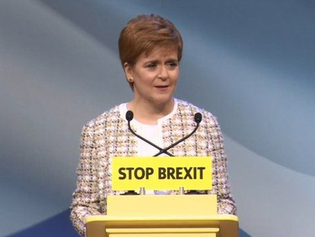 SNP MANIFESTO A 'BLUEPRINT FOR DIVISION AND CHAOS' #SCEXIT