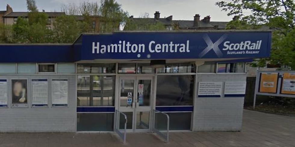 Hamilton Leafleting
