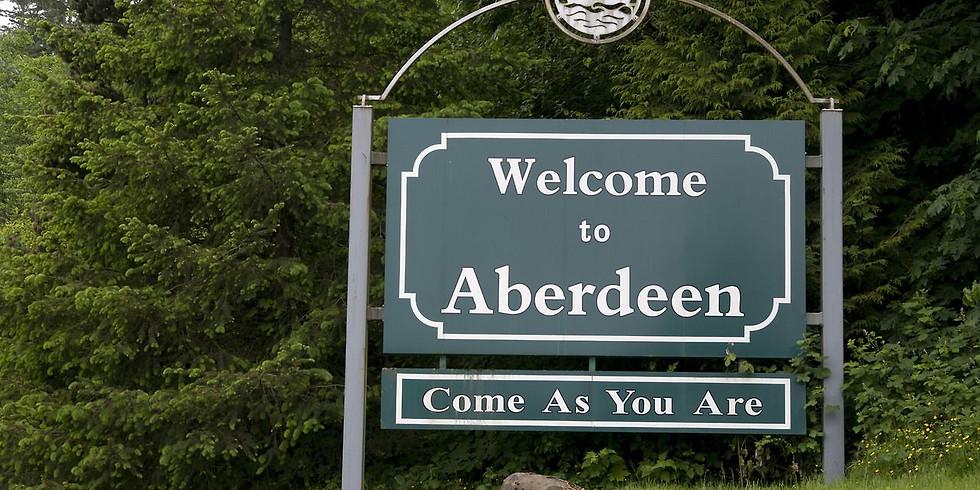 Aberdeen Leafleting - Sat 23rd Feb