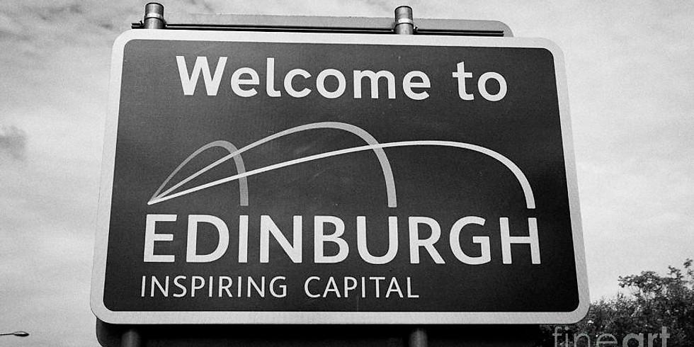Edinburgh Leafleting - Saturday 18th May